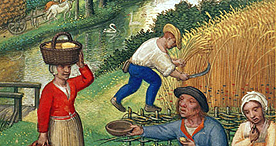 the life of peasants during middle ages While it gave no rights to ordinary people, the magna carta did limit the king's  powers  the peasants did not even belong to themselves, according to  medieval law  others became nuns and devoted their lives to god and spiritual  matters.
